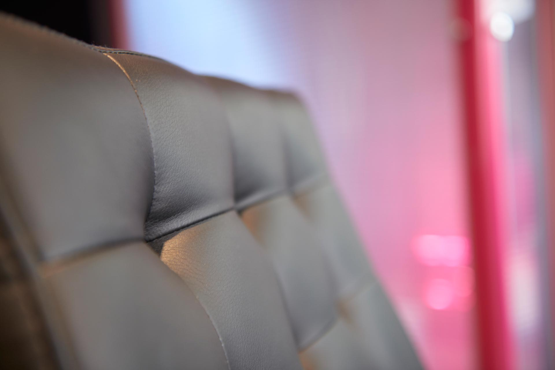 Board room chair detail